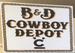 B&D Cowboy Depot